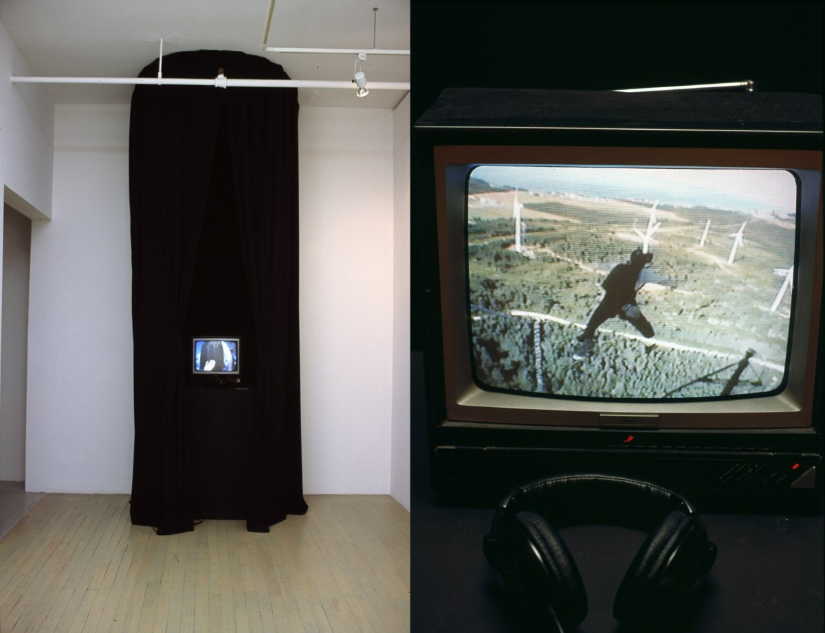"<i>Éole</i>, 2002 – Installation view and detail at Galerie Optica <span class=""photo-credit""> – Y <a href=""http://paullitherland.com/artsite_wp/wp-content/uploads/2002eolecomp-1200x922.jpg"" target=""_blank""><img src=""http://paullitherland.com/artsite_wp/wp-content/themes/artpress-child/img/artworkDownloadImg.png"" title=""télécharger image / download image"" /></a>"
