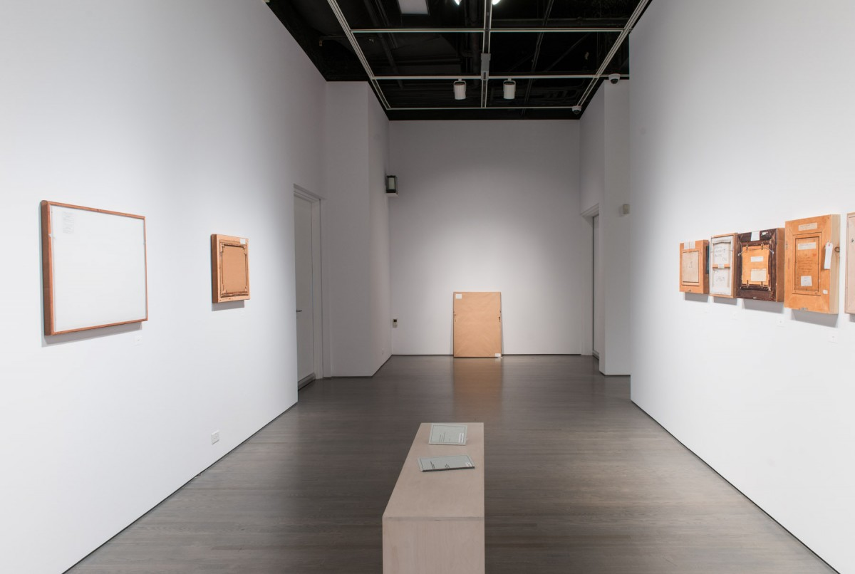 B-side - Ellen Gallery, 2015 –  													Installation view of B-Side - Ellen Gallery