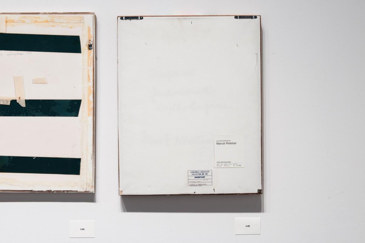 B-side - Ellen Gallery, 2014 –  B-Side Irene Whittome 1 - Ellen Gallery
