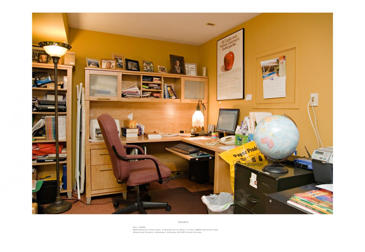 Family Workstations, 2007 &ndash; Cousin                                                <a href='http://paullitherland.com/artsite_wp/wp-content/uploads/2014/05/15b-susanmacdonald-1200x827.jpg' target='_blank'><img src='http://paullitherland.com/artsite_wp/wp-content/themes/artpress-child/img/artworkDownloadImg.png' title='télécharger image / download image' /></a>&nbsp;                                                 <!-- FIX!! write if statement here so this href and img only appear when category is 'series' cat=5 see also line 325, so same there --> 												<a href='http://paullitherland.com/cousin5/' target='_blank'>&nbsp; 												 <img src='http://paullitherland.com/artsite_wp/wp-content/themes/artpress-child/img/artworkPermalinkIcon.png' title='permalink to photo' /></a>