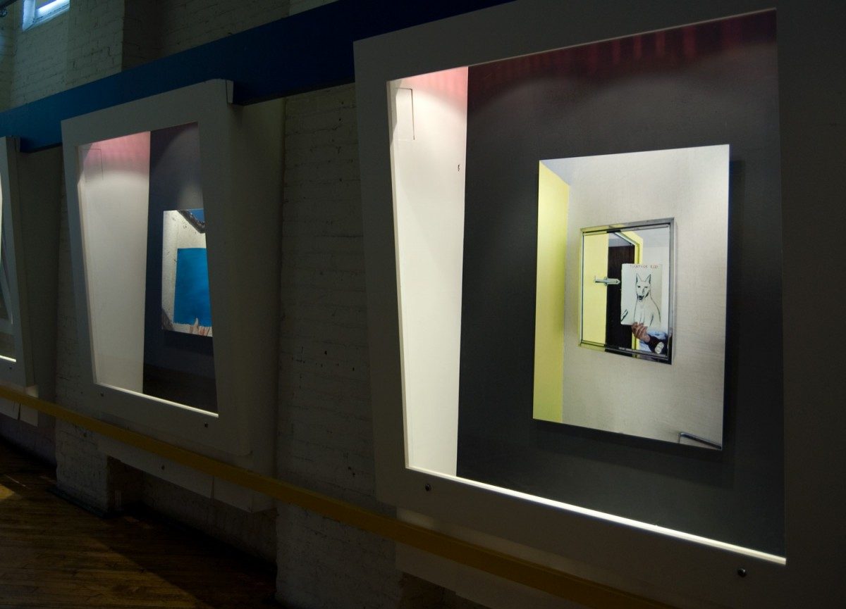 Art Photography, 2005 –  													Installation view, Gallery 44, 2008