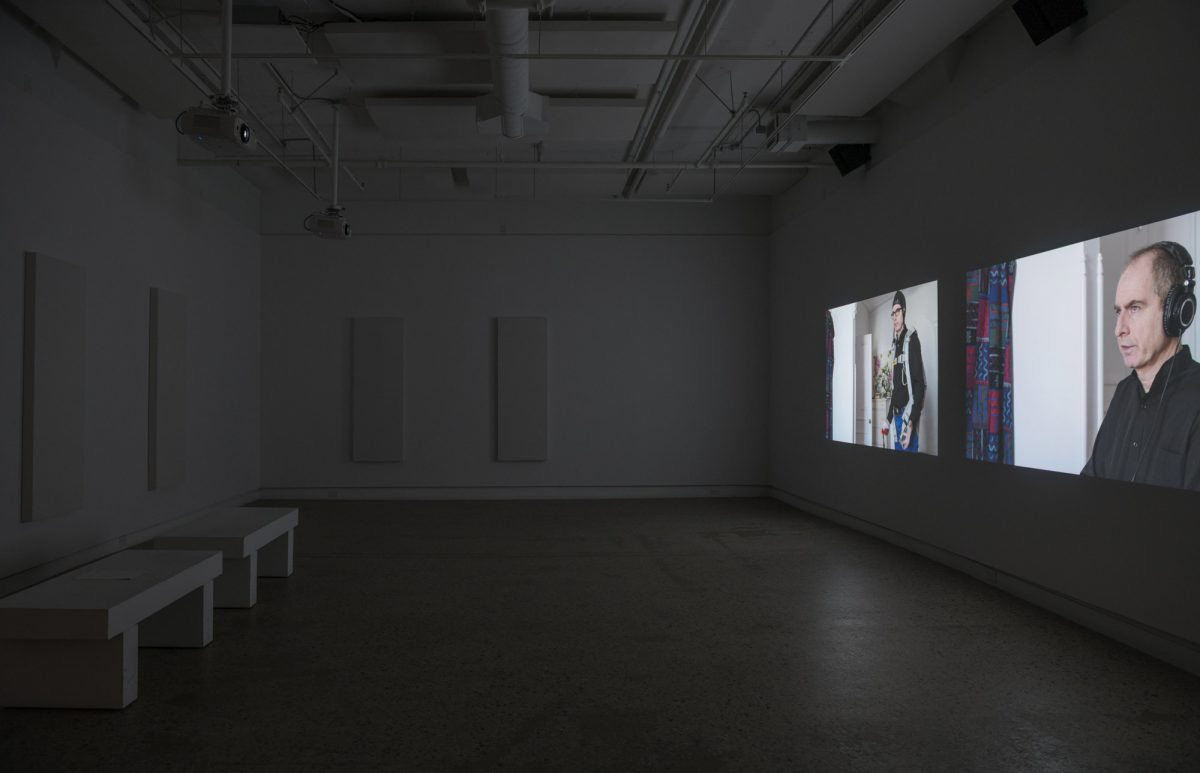 """47 Storeys"" from <i></i>, 2018 –  										 – Optica Gallery installation"