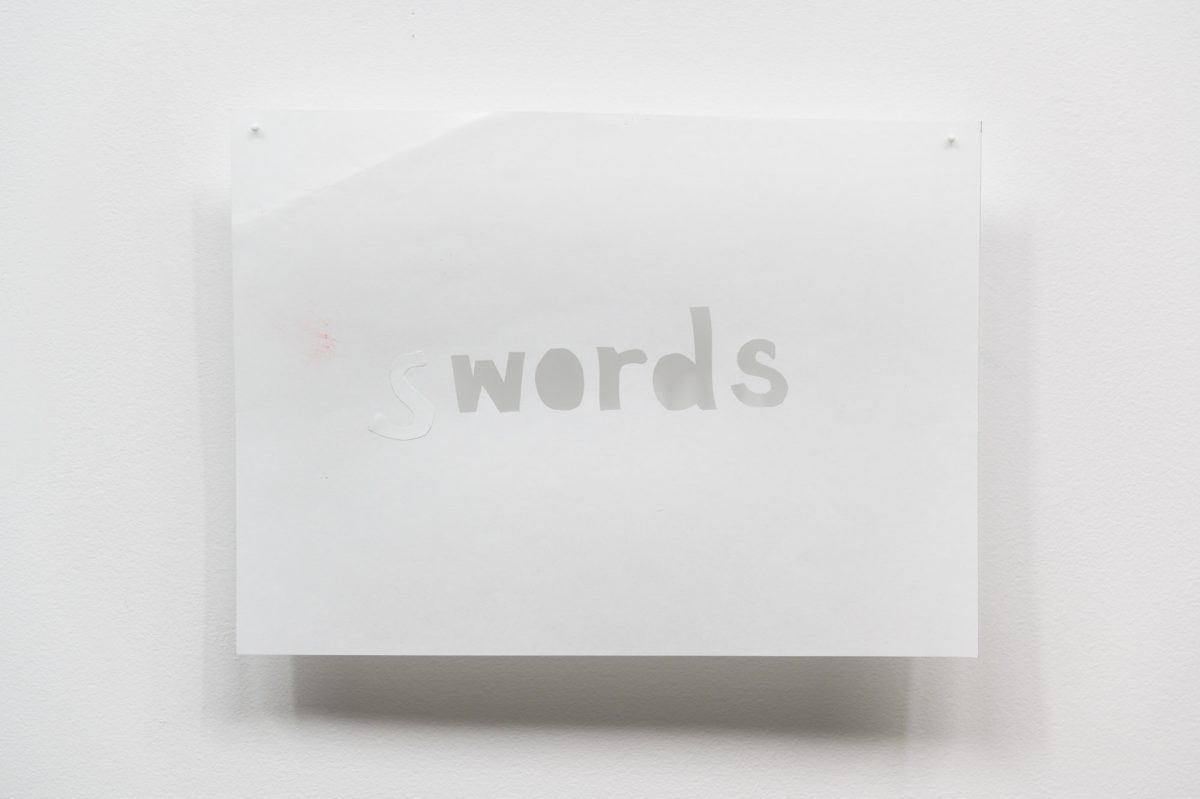 <i>S/words</i>, 2016 <a href='http://paullitherland.com/artsite_wp/wp-content/uploads/2020-04-21-Trask_Swords-001-1200x799.jpg' target='_blank'><img src='http://paullitherland.com/artsite_wp/wp-content/themes/artpress-child/img/artworkDownloadImg.png' title='télécharger image / download image' /></a>