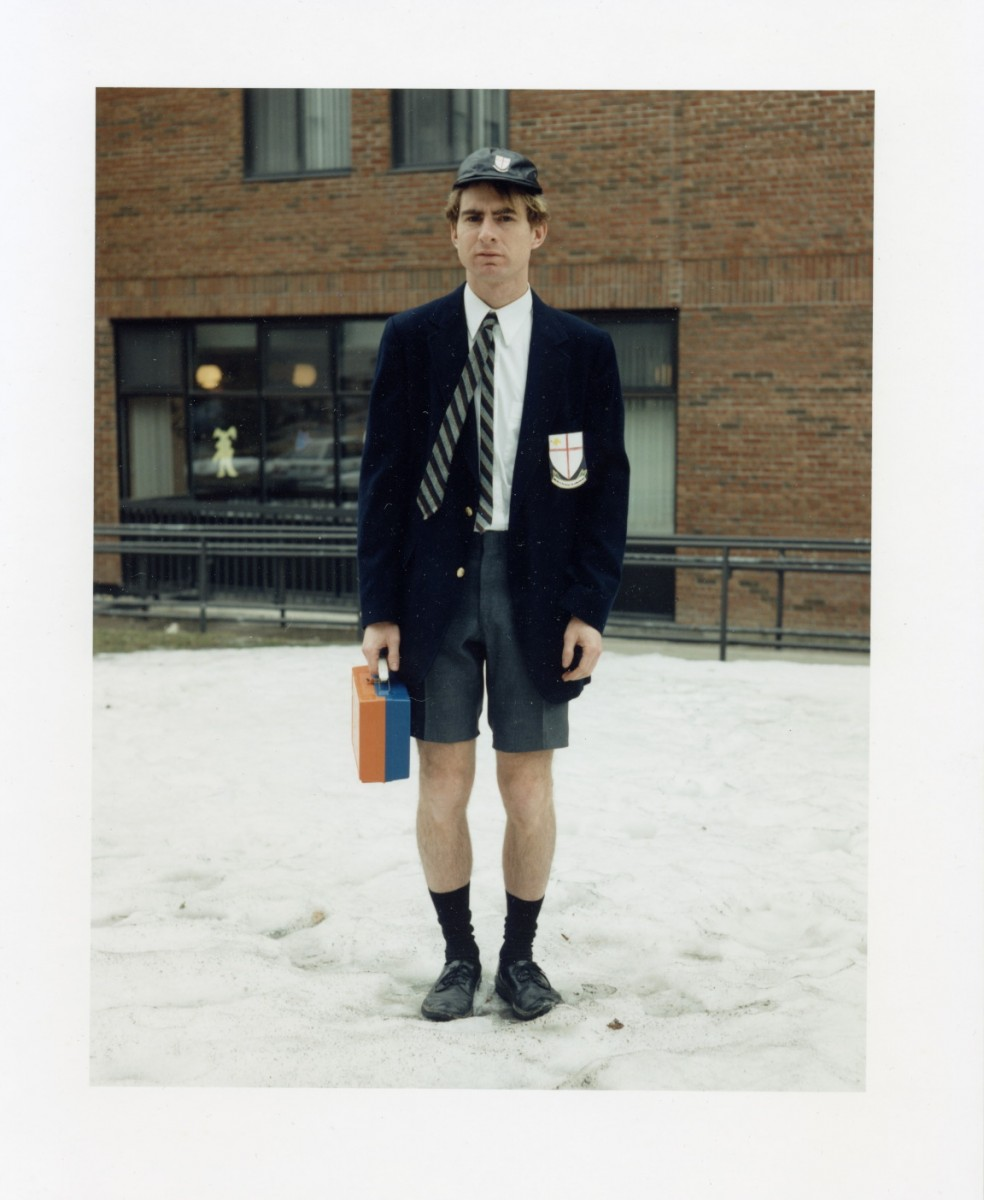Souvenirs, 1993 – School Boy                                                <a href='http://paullitherland.com/artsite_wp/wp-content/uploads/PaulLitherland_1993_007_Souvenirs_schoolboy-984x1200.jpg' target='_blank'><img src='http://paullitherland.com/artsite_wp/wp-content/themes/artpress-child/img/artworkDownloadImg.png' title='télécharger image / download image' /></a>                                                  <!-- FIX!! write if statement here so this href and img only appear when category is 'series' cat=5 see also line 325, so same there --> 												<a href='http://paullitherland.com/school-boy-2/' target='_blank'>  												 <img src='http://paullitherland.com/artsite_wp/wp-content/themes/artpress-child/img/artworkPermalinkIcon.png' title='permalink to photo' /></a>