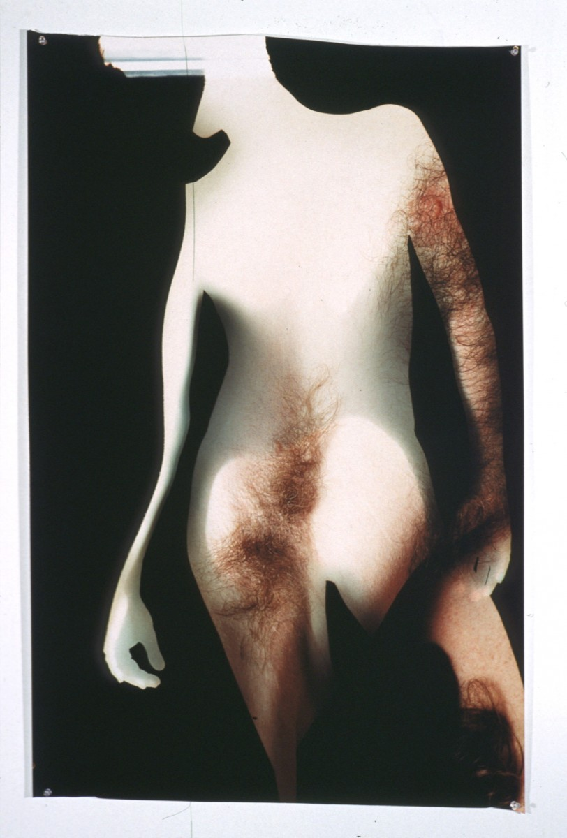 Body Contact, 1995 –  													Untitled