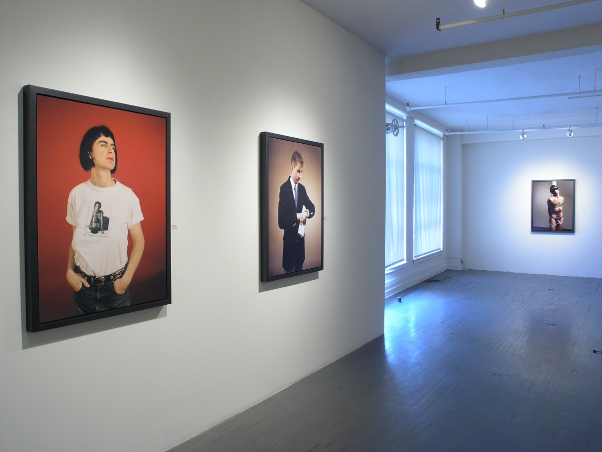 "<i>Absolutely Fabulous</i>, 2006 – Installation view, Galerie Thérèse Dion, 2006 <span class=""photo-credit""> – Y <a href=""http://paullitherland.com/artsite_wp/wp-content/uploads/PaulLitherland_2006_AbFab_galleryview004-1200x900.jpg"" target=""_blank""><img src=""http://paullitherland.com/artsite_wp/wp-content/themes/artpress-child/img/artworkDownloadImg.png"" title=""télécharger image / download image"" /></a>"