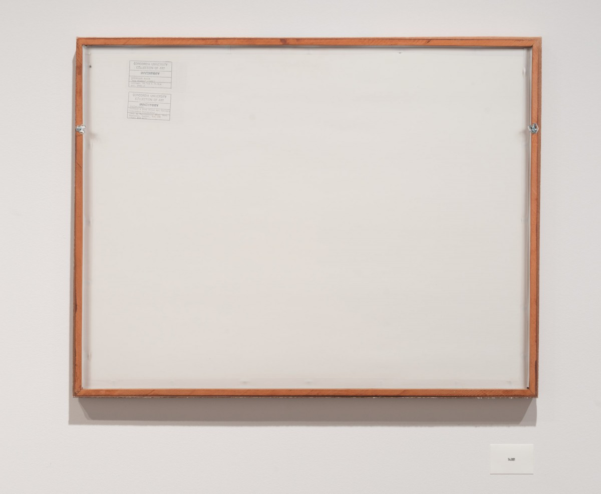 <i>B-Side Dominique Blain</i> – from the grouping Works From Single Collection Rack, 2015 <a href='https://paullitherland.com/artsite_wp/wp-content/uploads/2014-11-18-BSideDominiqueBlain020-1200x986.jpg' target='_blank'><img src='https://paullitherland.com/artsite_wp/wp-content/themes/artpress-child/img/artworkDownloadImg.png' title='télécharger image / download image' /></a>