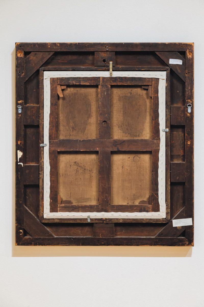 <i>B-Side Godfrey Kneller Portrait of a Man</i>, 2020 <a href='https://paullitherland.com/artsite_wp/wp-content/uploads/2020-01-16-AEAC_Litherland-018-800x1200.jpg' target='_blank'><img src='https://paullitherland.com/artsite_wp/wp-content/themes/artpress-child/img/artworkDownloadImg.png' title='télécharger image / download image' /></a>