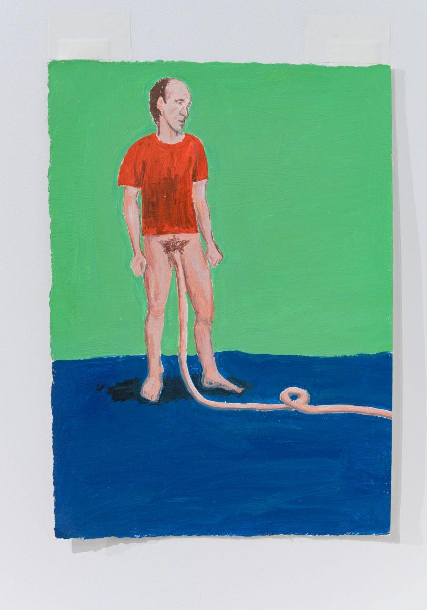 <i>Extra Long Penis (Painting)</i>, 2006 <a href='https://paullitherland.com/artsite_wp/wp-content/uploads/2020-04-04-RienProduit-008-1-840x1200.jpg' target='_blank'><img src='https://paullitherland.com/artsite_wp/wp-content/themes/artpress-child/img/artworkDownloadImg.png' title='télécharger image / download image' /></a>