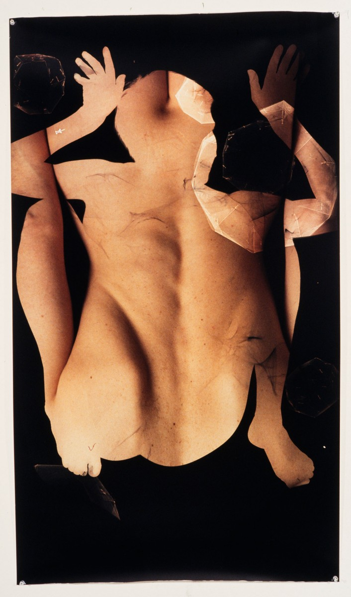 """Body Contact"" from <i></i>, 1995 –  										 – Untitled"