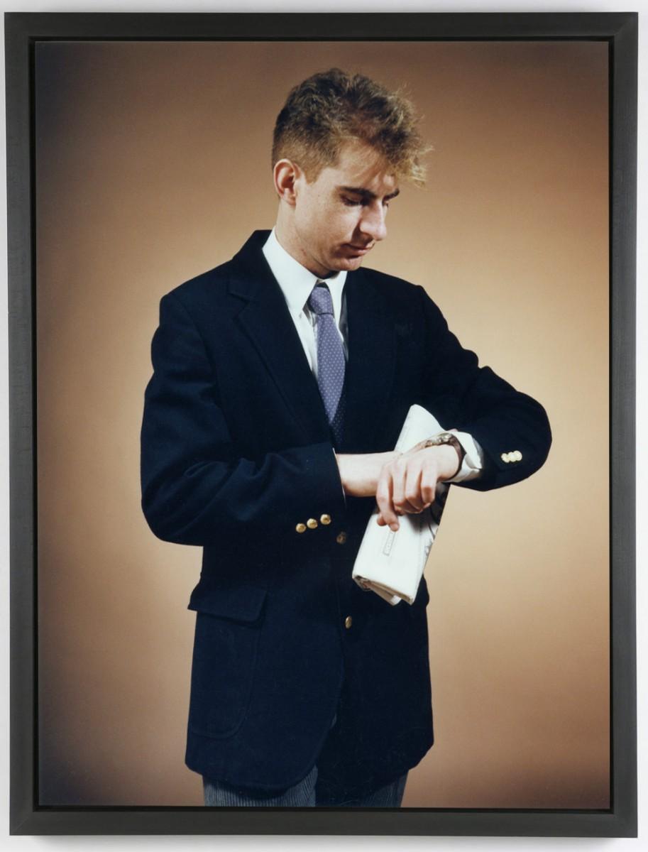 <i>Business Man</i> – Business Man, 2006 <a href='https://paullitherland.com/artsite_wp/wp-content/uploads/PaulLitherland_2006_AbFab_BusinessMan-913x1200.jpg' target='_blank'><img src='https://paullitherland.com/artsite_wp/wp-content/themes/artpress-child/img/artworkDownloadImg.png' title='télécharger image / download image' /></a>