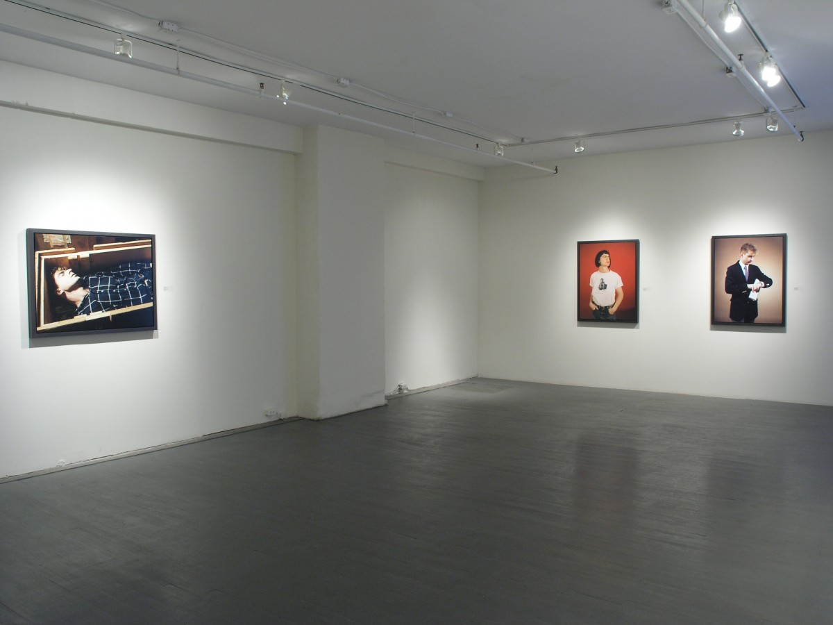 """Absolutely Fabulous"" from <i></i>, 2006 –  										 – Installation view, Galerie Thérèse Dion"